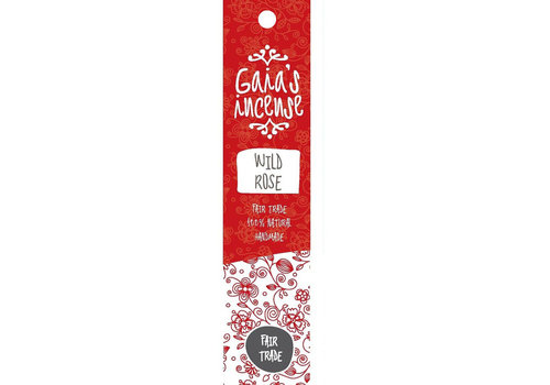 Gaia's incense Wild Rose
