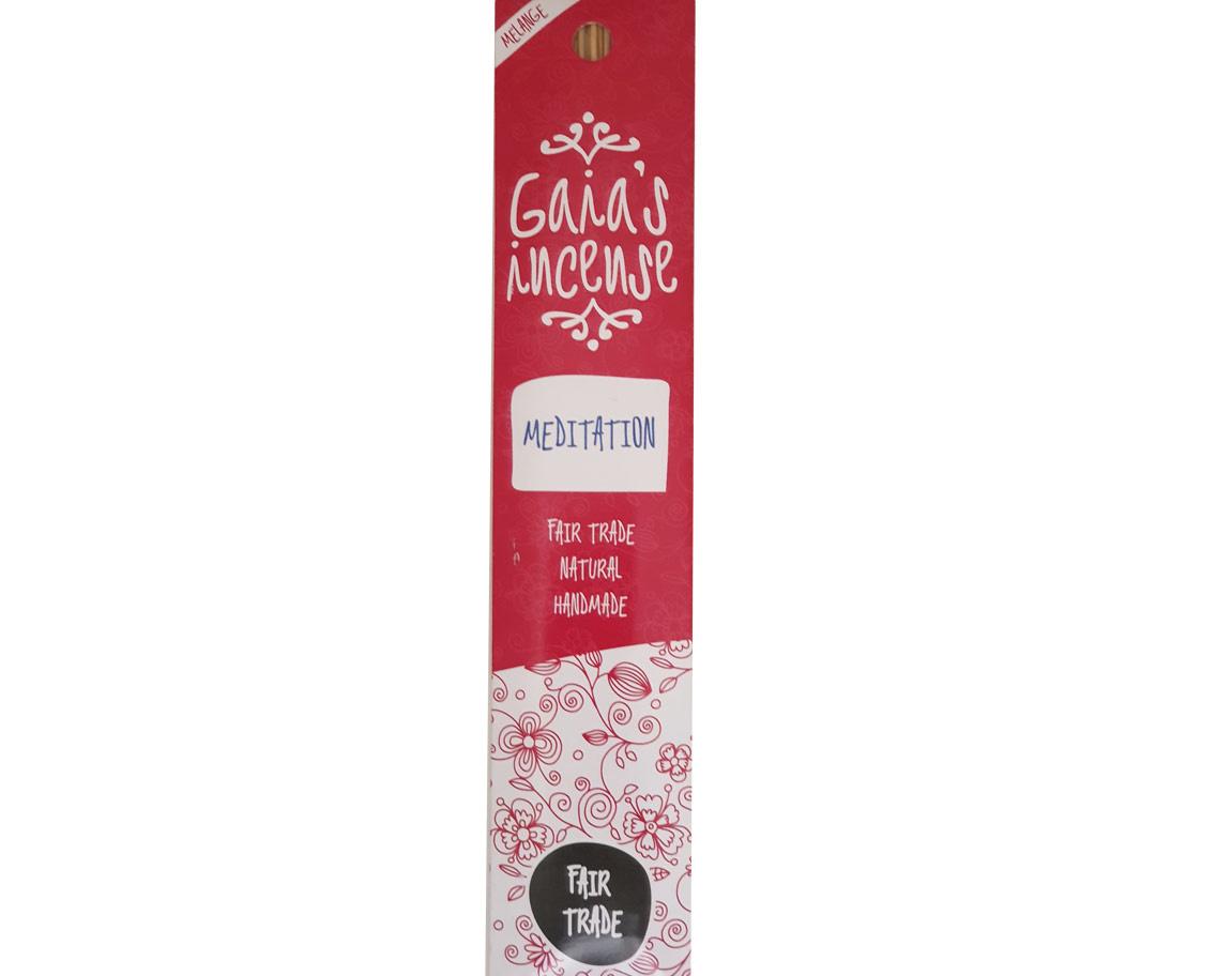 Gaia Incense Natuurlijk wierook Mediation | Edelstenen Webwinkel - Webshop Danielle Forrer