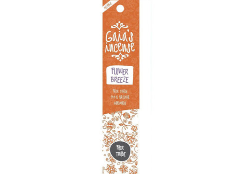 Gaia's incense Flower Breeze