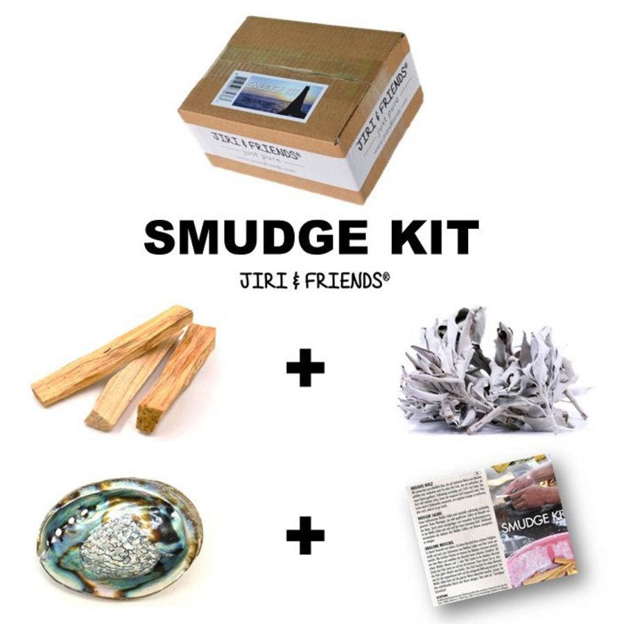 SMUDGE KIT reinig je huis pakket (Jiri and Friends)-2