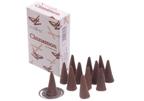 StamFord Cinnamon - 15 Cones