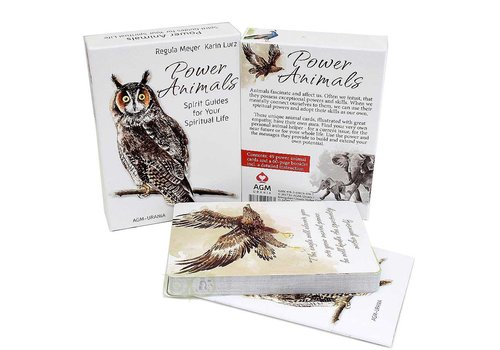 Power Animal cards - Regula Meyer - Karin Lurz