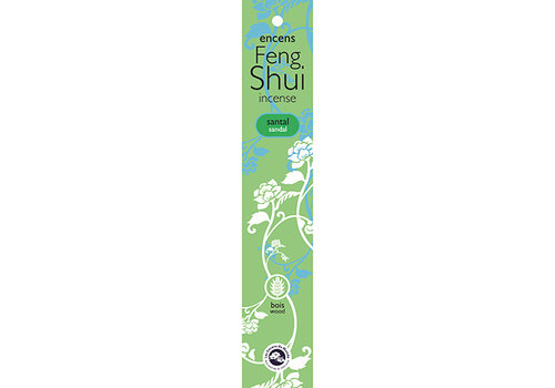 Feng Shui Incense Sandelhout - Element Hout