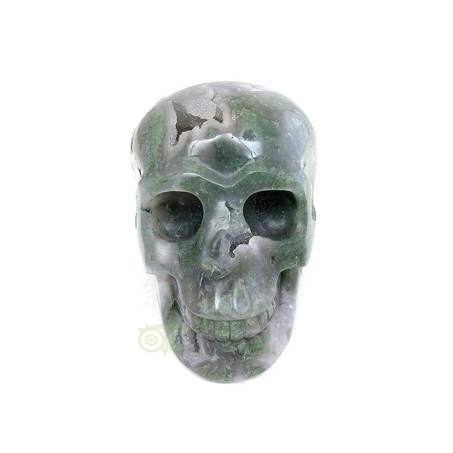 Mosagaat schedel 909 gram-10