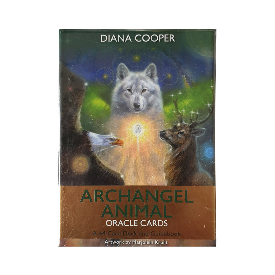 Archangel Animal Oracle Cards - Diana Cooper-1