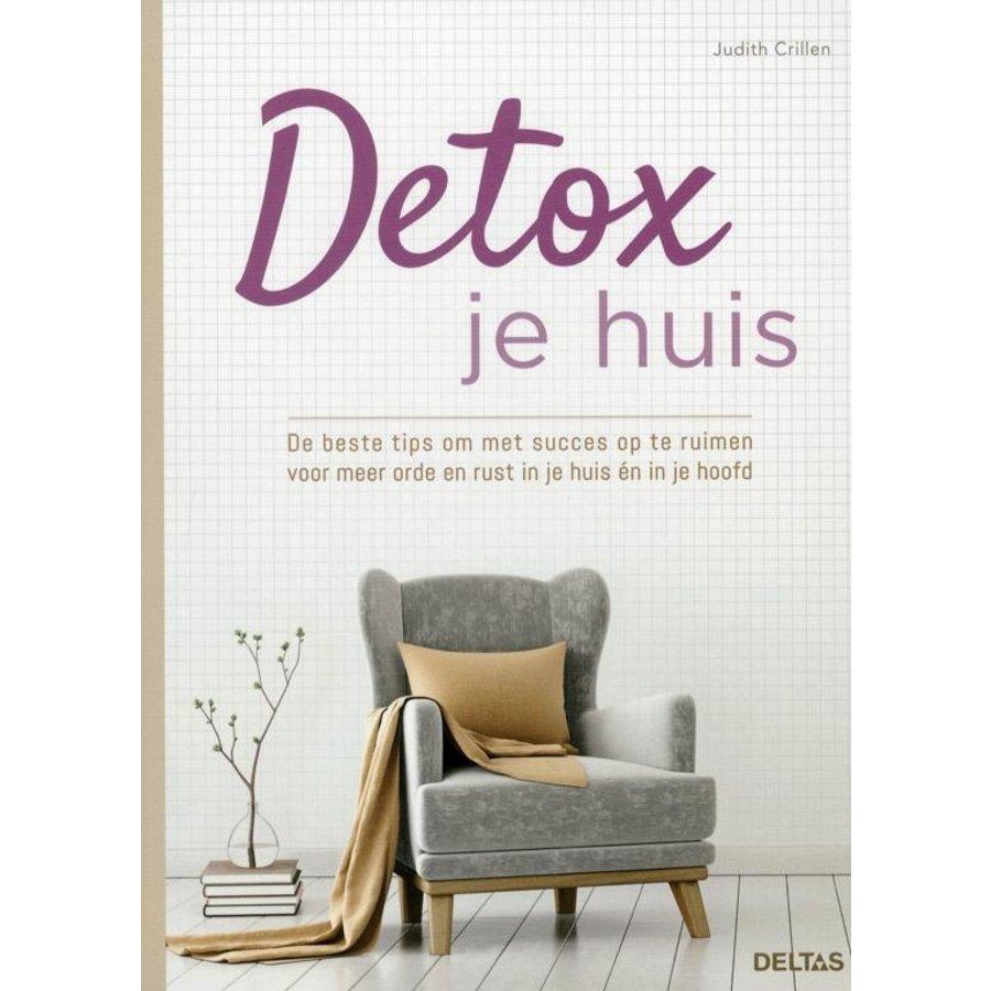 Detox je huis - Judith Crillen-1