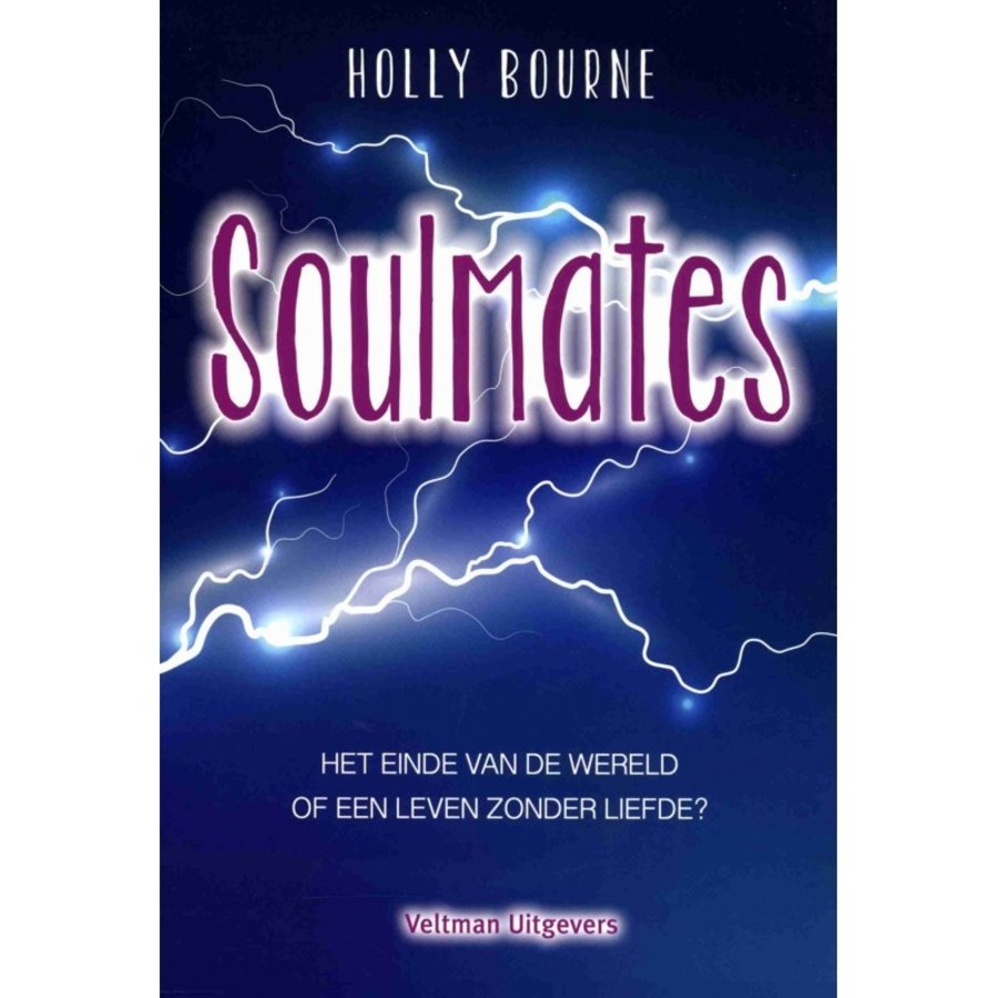 Soulmates - Holly Bourne -  jubileumeditie-1