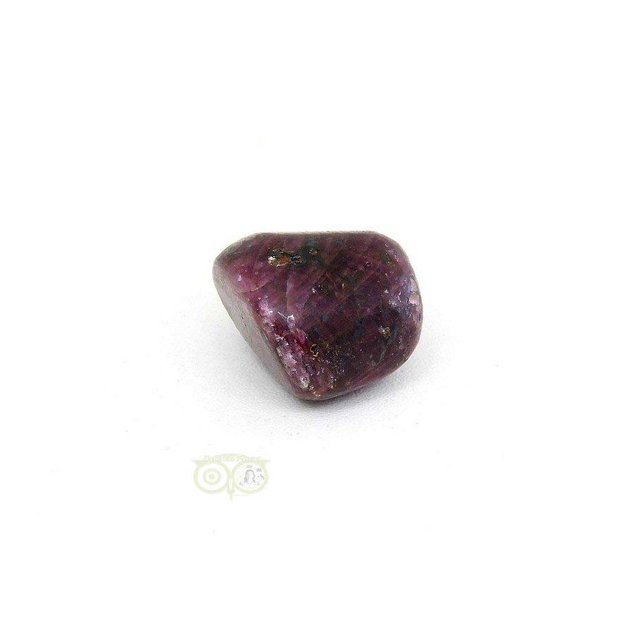 Robijn trommelsteen Nr 16 - 12 gram-1