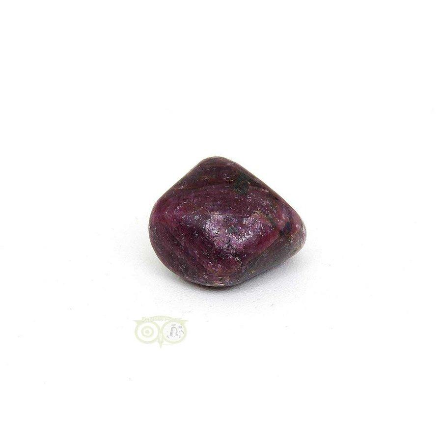 Robijn trommelsteen Nr 16 - 12 gram-3