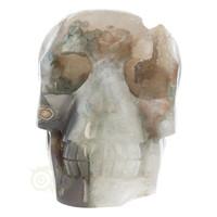 thumb-Agaat Geode schedel - 963 gram-2