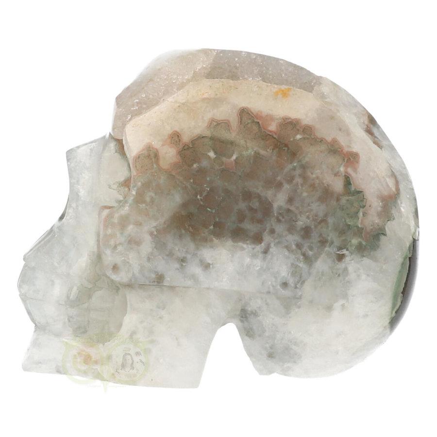 Agaat Geode schedel - 963 gram-4