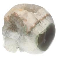 thumb-Agaat Geode schedel - 963 gram-5
