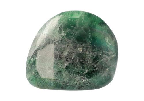 Regenboog Fluoriet Jumbo steen Nr 1 - 535 gram