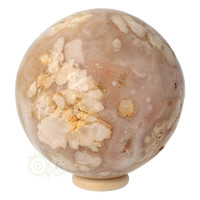 thumb-Bloem Agaat Bol Nr 5 - 480 gram - Madagaskar-4