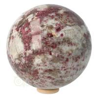 thumb-Rubeliet ( rode toermalijn ) Bol 89 mm 1 kg-2