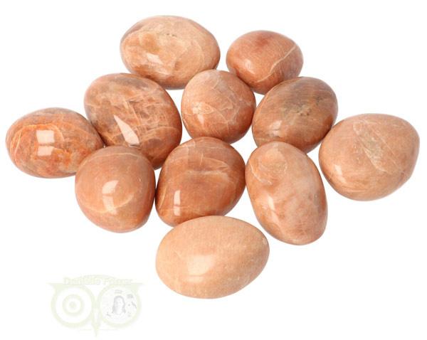 Roze Maansteen | Abrikoze maansteen | perzik maansteen | Edelstenen Webwinkel - Webshop Danielle Forrer