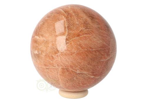 Roze Maansteen Bol Nr 2 - 6,80 cm