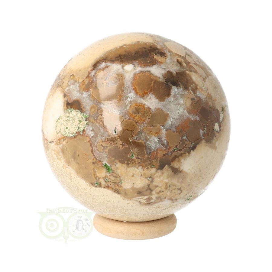Jaspis Conglomeraat Bol Nr 3 - 237 gram-1