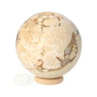 thumb-Jaspis Conglomeraat Bol Nr 3 - 237 gram-3