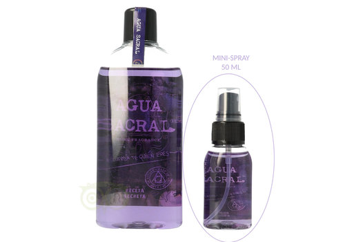 Agua Sacral 50 ml Mini Spray