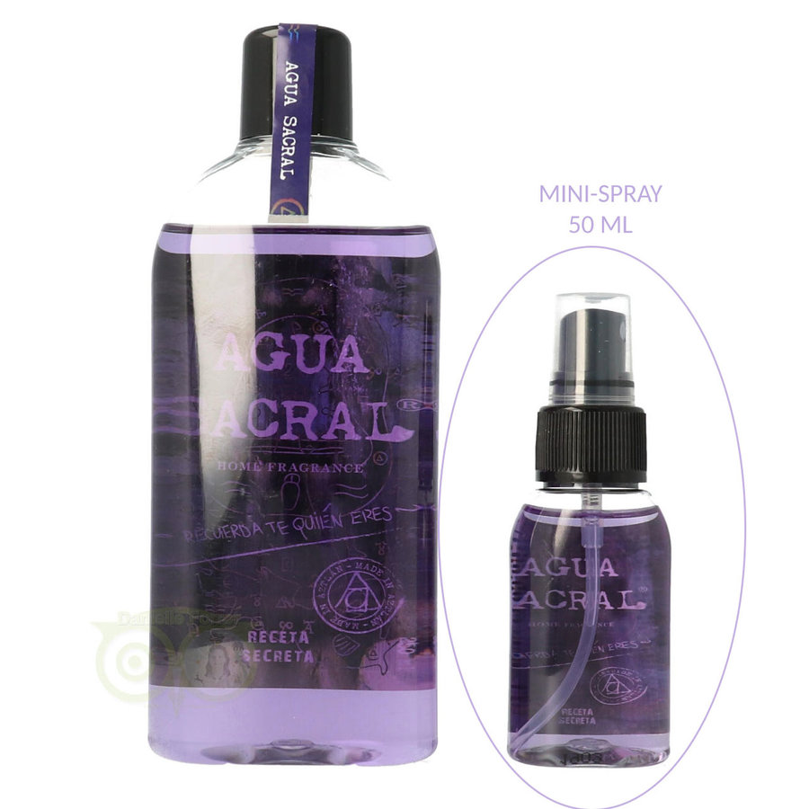 Agua Sacral 50 ml Mini Spray-1
