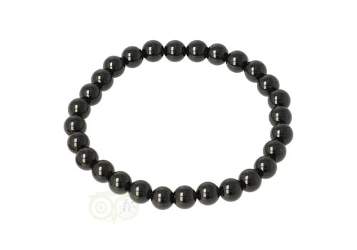 Armband - Zwarte toermalijn