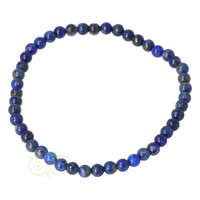 Armband lapis lazuli - 19 cm