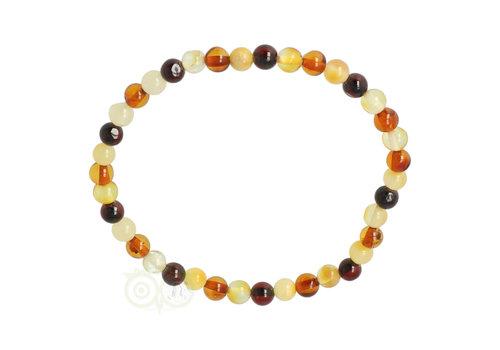 Armband amber - 19 CM