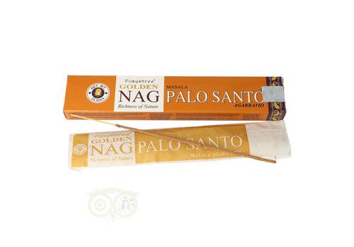 Wierook Golden Nag Palo Santo