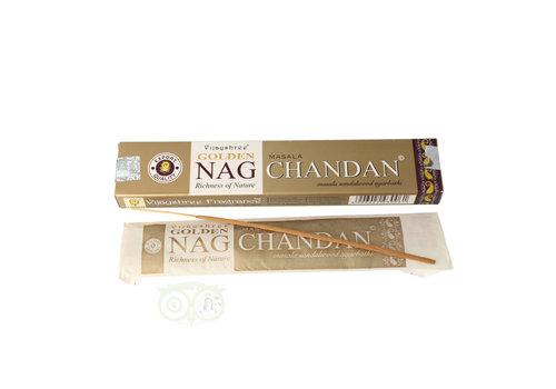 Wierook Golden Nag Chandan