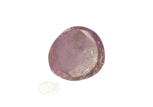 Robijn trommelsteen Nr 19