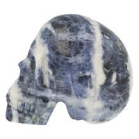 thumb-Sodaliet kristallen schedel 203 gram-4