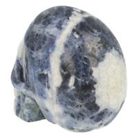 thumb-Sodaliet kristallen schedel 203 gram-5