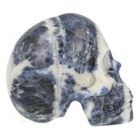 thumb-Sodaliet kristallen schedel 203 gram-8