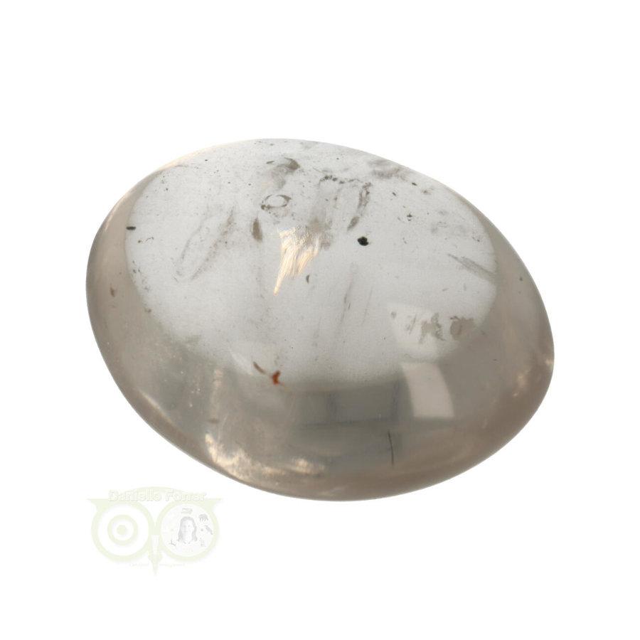 Bergkristal handsteen Groot Nr 3 - 89 gram - Madagaskar-4