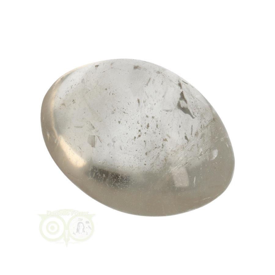 Bergkristal handsteen Groot Nr 4 - 80 gram - Madagaskar-3