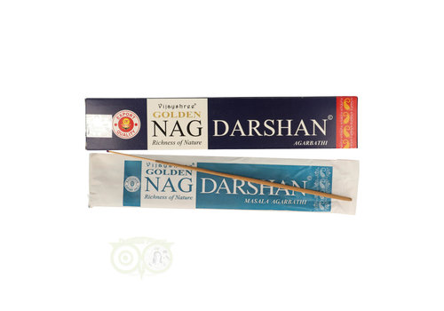 Wierook Golden Nag Darshan