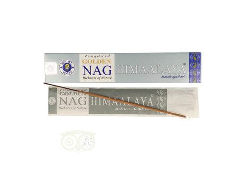 Wierook Golden Nag Himaalaya