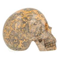 thumb-Jaspis Breccie Schedel 267 gram-9