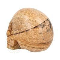 thumb-Landschaps Jaspis Schedel 305 gram-6