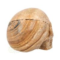 thumb-Landschaps Jaspis Schedel 305 gram-8