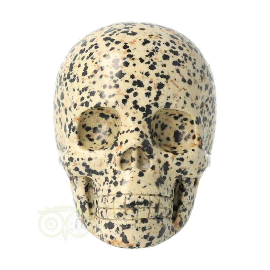 Dalmatiër Jaspis Schedel 323 gram-2