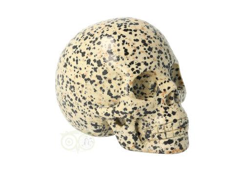 Dalmatiër Jaspis Schedel 323 gram