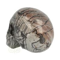 thumb-Spinnenweb Jaspis Schedel 285 gram-5