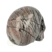 thumb-Spinnenweb Jaspis Schedel 285 gram-7