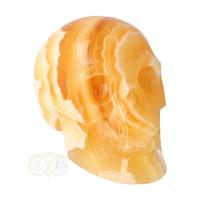 thumb-Oranje Calciet schedel 438 gram-2