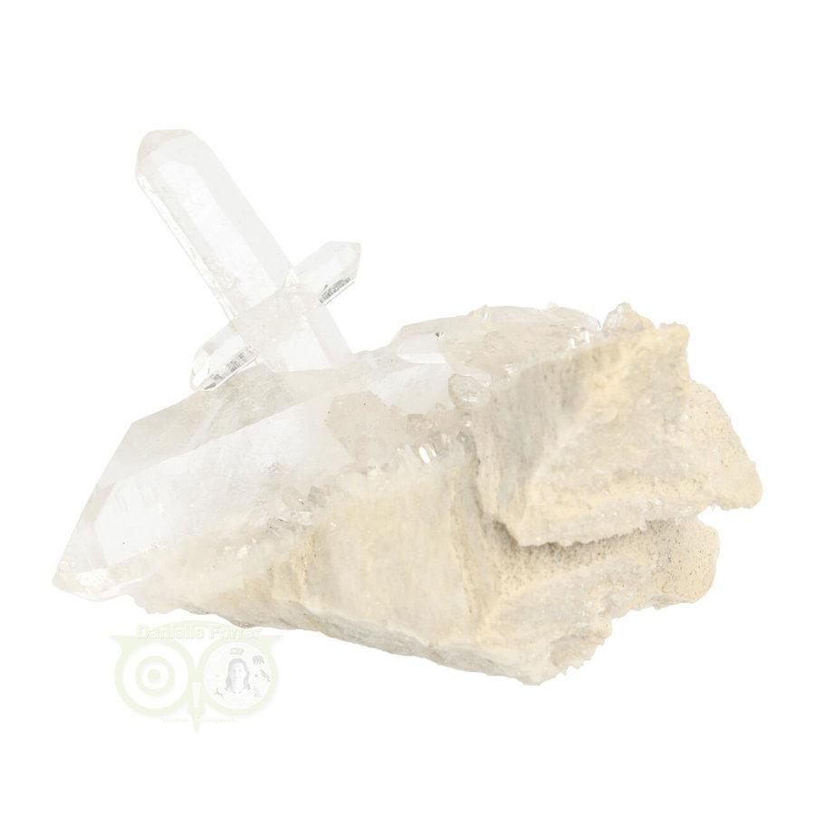 Bergkristal cluster Nr 34 - 121 gram -  Himalaya-5