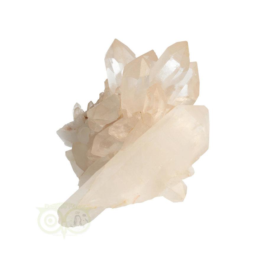Bergkristal cluster Nr 36 - 814 gram -  Himalaya-4