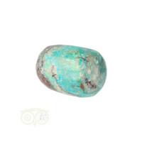 thumb-Chrysocolla Knuffelsteen Nr 31 - 36  gram-1