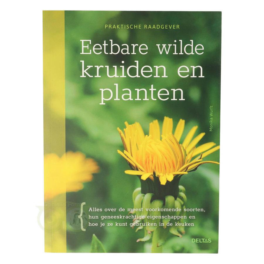 Eetbare wilde kruiden en planten - Monika Wurft-1